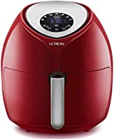 Ultrean 8.5 Quart Air Fryer, Electric Hot Air Fryers XL Oven Oilless Cooker with 7 Presets, LCD Digital Touch Screen and...