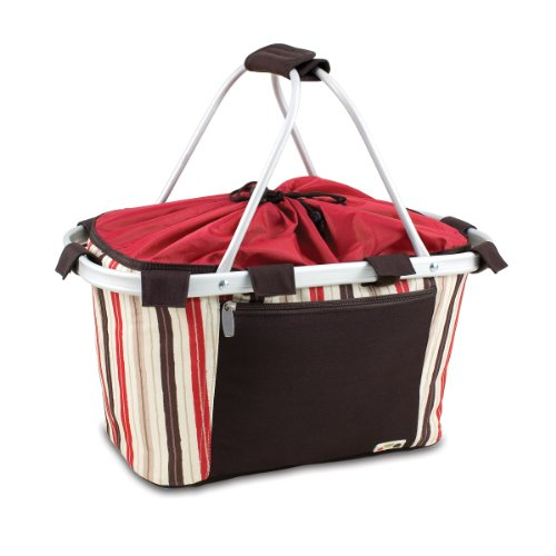 Picnic Time Metro Insulated Basket, Moka