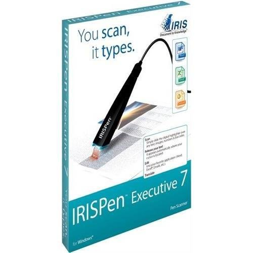 Iris Inc 457887 IRISPen Executive 7 Pen Scanner - dpiUSB