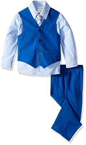 Van Heusen Baby Boys 4-Piece Patterned Dresswear Vest for sale  Delivered anywhere in USA