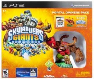 Skylanders Giants Portal Owner Pack - Playstation 3 by Activision: Amazon.es: Videojuegos