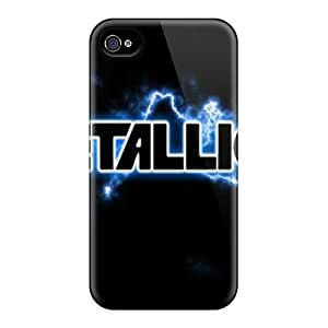 Hot Metallica First Grade Phone Cases For Iphone 6 Cases Covers
