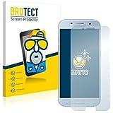 2x BROTECT Matt Screen Protector for Samsung Galaxy A5 (2017) (matte, anti-reflective, scratch-resistant, dirt-repellent, anti-fingerprint coating)