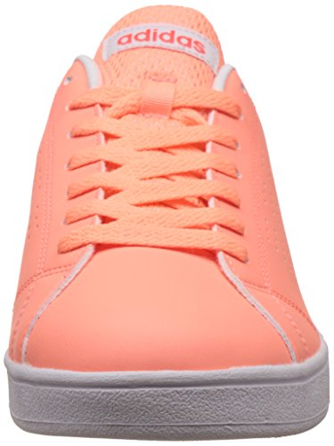 eascor Sneakers Clean Femme Vs sunglo Adidas Advantage Orange Basses sunglo HTqvOCzw