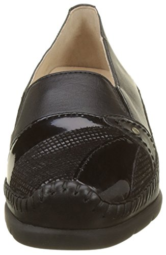 Black Luxat Emantine Loafers Black Women's wOpxvX
