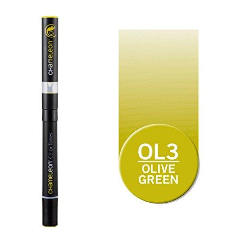 (Chameleon Art Products, Chameleon Pen, Olive Green OL3 )