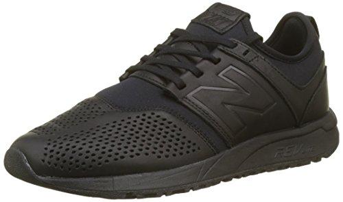 Black 247 Black Balance Trainers New XzaFn0q