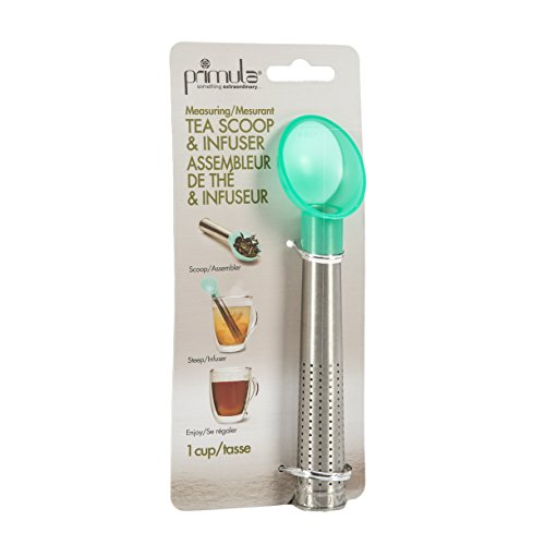 Epoca 2-in-1 Tea Scoop and Infuser Bar tools, Teal