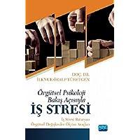 Örgütsel Psikoloji Bakış Açısıyla İş Stresi: İş Stresi Bataryası - Örgütsel Ölçüm Araçları