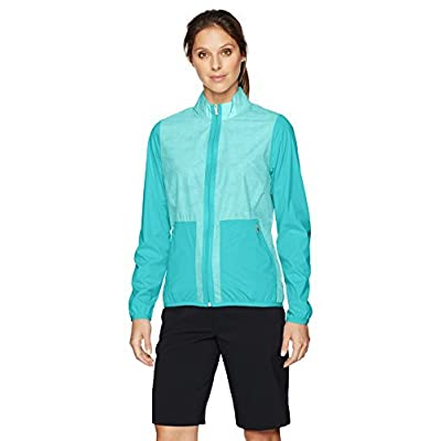 .com : adidas Golf Women's Climastorm Fashion Wind Jacket : Clothing