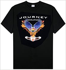 9c16e68ab Amazon.com: Journey - Revelation T-Shirt Size M (0847748001674): Books