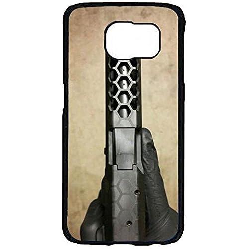 Samsung Galaxy S7 Cover Case,Universal Hard Plastic Case Snap on Samsung Galaxy S7 Fabulous Popular Gun Skin Phone Case Sales