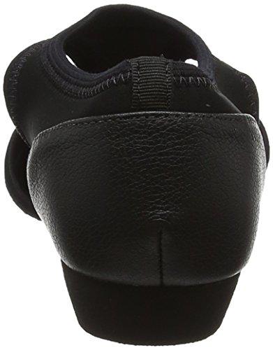Pour Danca Jz44 Femmes Noir noir ue Jazz Chaussures So n4xRH