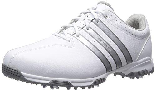 Adidas Mens 360 Traxion Nwp Wd Golf Tinto Bianco / Argento Metallizzato / Argento Scuro Metallizzato05