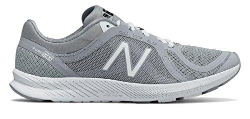 冷淡なバレエ期待する(ニューバランス) New Balance 靴?シューズ レディーストレーニング FuelCore Transform v2 Mesh Trainer Silver Mink with White シルバー ミンク ホワイト US 12 (29cm)