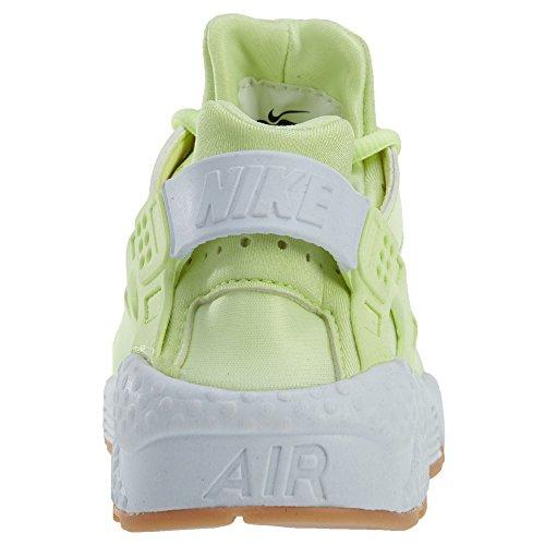 Nike Air Huarache, Scarpe da Ginnastica Uomo Barely Volt/White/Gum Yellow
