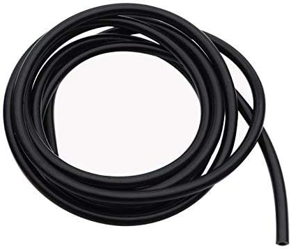 Silicone Vacuum Tubing Hose 4mm 9mm 5 Feet per roll 1.5 Meter Blue 60 psi Maxium Pressure OD 0.35 ID 0.16