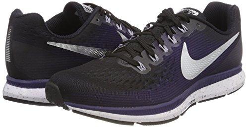 ink black Donna Silver metallic Nero provence Air Purple Running 015 Zoom 34 Pegasus Wmns Nike Scarpe 0pFzwTvfxq
