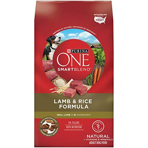 Purina ONE Natural Dry Dog Food, SmartBlend Lamb