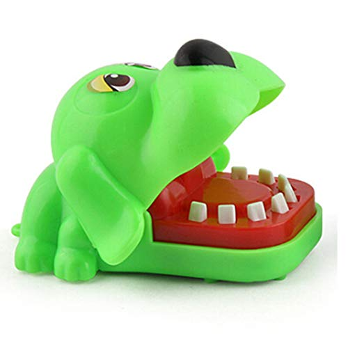 Crocodile Dentist - Animal Biting Finger Game Funny Toys, Gifts for Ages 4 and Up, Dog