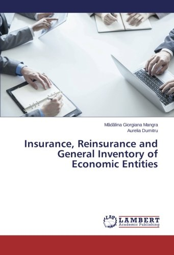 Download Insurance, Reinsurance and General Inventory of Economic Entities Pdf