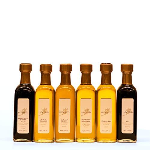 - Olive Oil & Vinegar Gift Set
