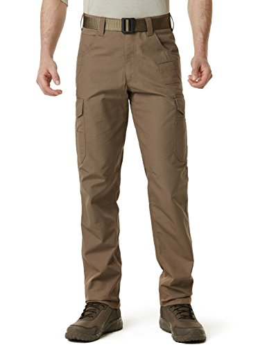 CQR CQ-TWP302-CYT_32W/30L Men's Rip-Stop Tactical Work Utility Operator Pants EDC TWP302 by CQR (Image #5)