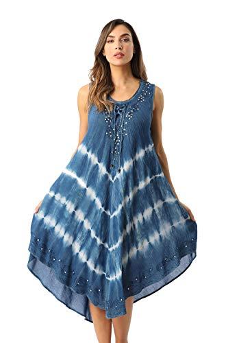 Riviera Sun 21806-MDN-3X Dress Dresses for Women