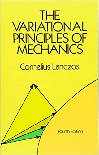 amazon the variational principles of mechanics dover books on