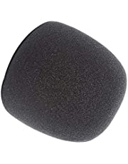 Replacement for Blue Yeti/Pro Condensor Microphone Stretchy PU Sponge Cover Pop Filter Windscreen