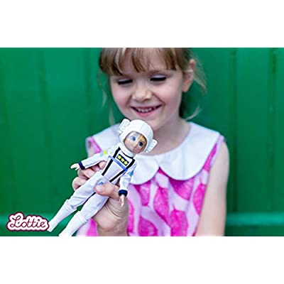 Lottie Kite Flyer Finn Boy Doll | Brown Hair and Green Eyes | Dolls For Boys and Girls | Perfect For 6 Year Old Boys and Girls: Toys & Games
