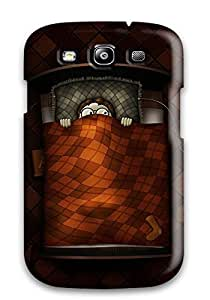 New Diy Design Humor Cartoon For Galaxy S3 Cases Comfortable For Lovers And Friends For Christmas Gifts