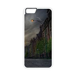 Iphone 6 Case, street hdr Case for Iphone 6 4.7 screen White tcj568267 tomchasejerry