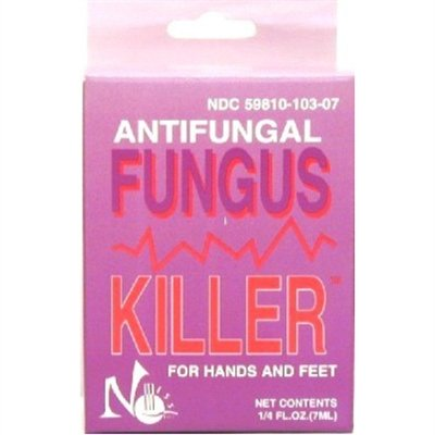 Fungus Killer 0.25oz Bottle Boxed (3 Pack) by No Miss