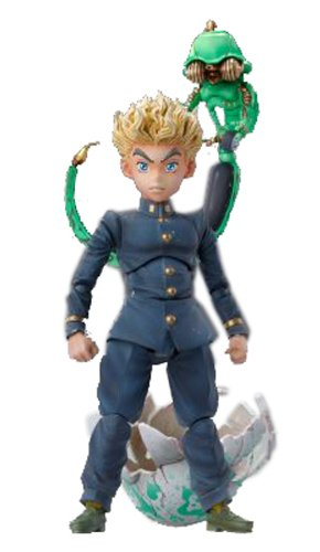 Prannoi Medicos JoJo's Bizarre Adventure: Part 4--Diamond is Unbreakable: Koichi Hirose & Echoes ACT1 Super Action Statue