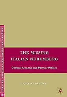 The Legacy of the Italian Resistance (Italian and Italian American Studies)