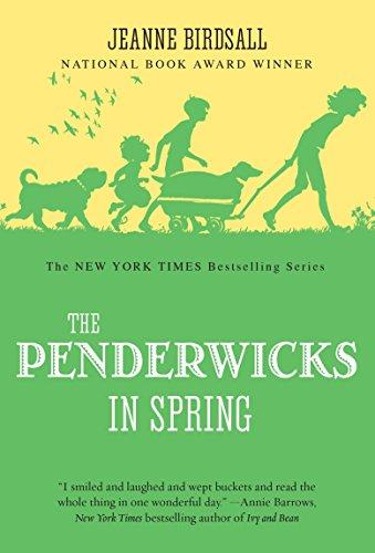 Spring Birthday Themes (The Penderwicks in Spring)