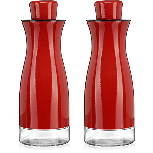 CHEFVANTAGE Vinegar Dispenser Elegant Bottle
