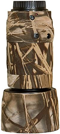 Digital Camo LensCoat Lens Cover for Canon 70-300 f//4-5.6 is Camouflage Neoprene Camera Lens Protection