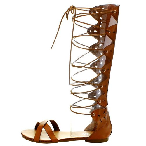 Cape Gladiator Sandals Tan Womens Jyx Strappy 1 Fashion Robin Capitola Oq4OBA1