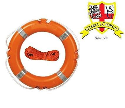 Flotadores anular mas cima flotante reglamentario MT 30 NAUTICA DE RECREO