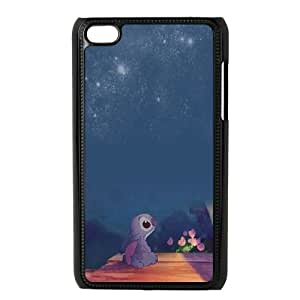 Lilo with Stitch iPod Touch 4 Case Black phone component RT_282213