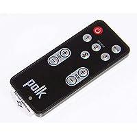 OEM Polk Remote Control: SURROUNDBAR 6000IHT, 6000IHT, SURROUNDBAR 6000, IHT6000