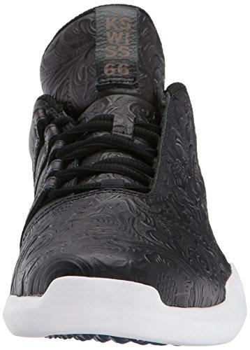 K-swiss Kvinders Gen-k Ikon Sneaker Sort / Hvid / Sort 9P1ve
