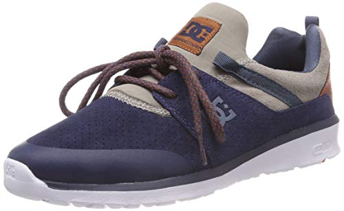 Uomo Shoes Heathrow Blu navy Prestige Dc khaki Skateboard Nkh Da Scarpe YUTTwqd
