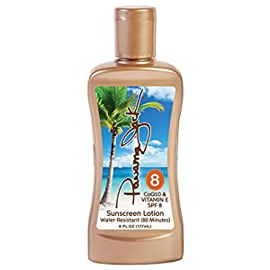 Panama Jack Sunscreen Lotion SPF 8