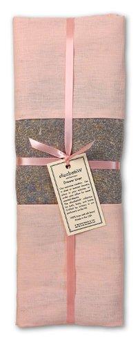 Pink elizabethW Drawer Liners- Cotton, Linen and Lavender by elizabethW