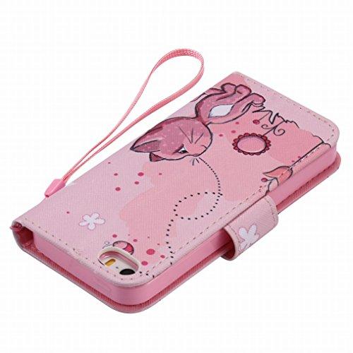 custodia iphone 5s portafoglio sottile