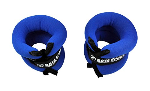 HINDAWI Weight Ankle and Wrist Weights for Women and Children Blue (1.1LBS per ankle) (Child Weight)