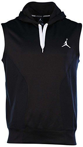 0d1aac4e3ba6 Jordan Dominate Pullover Sleeveless Hoodie Mens Style   634925 ...